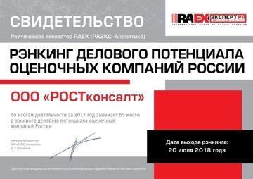 РА ЭКСПЕРТ Рэнкинг2
